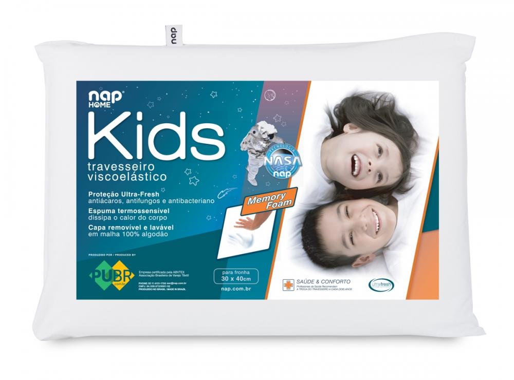 Travesseiro NAP Kids